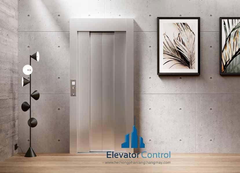 phân tầng thang máy